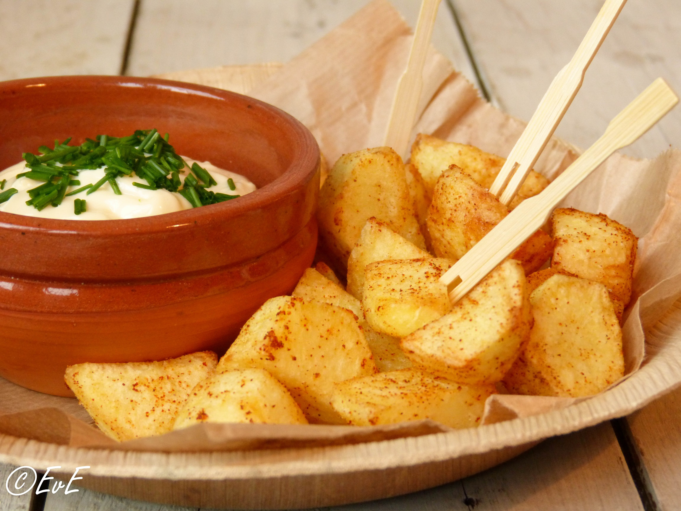 allioli olive oil and garlic mayonnaise potato tots bravas tortilla de ...