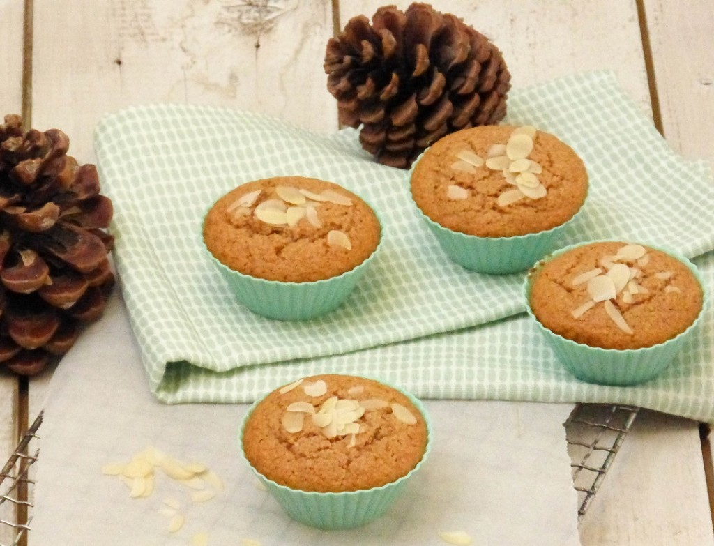 muffins speculaas