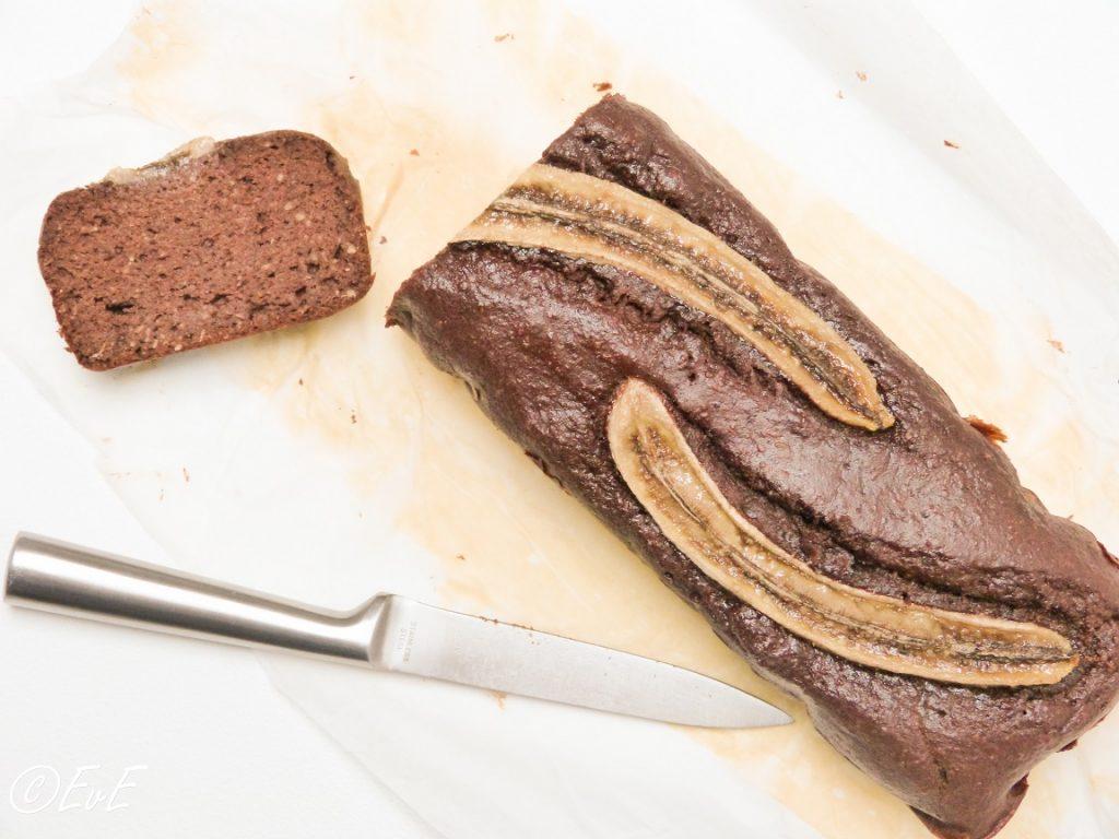 choco bananenbrood